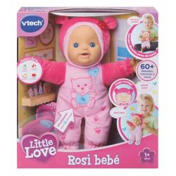 rosi bebe muñeca little love vtech