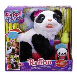 pom pom mi bebe panda furreal friends