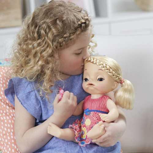 muñeca baby alive mimos y cuidados