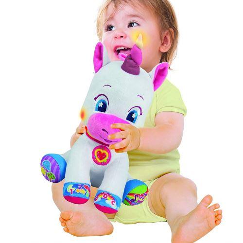 baby unicornio clementoni